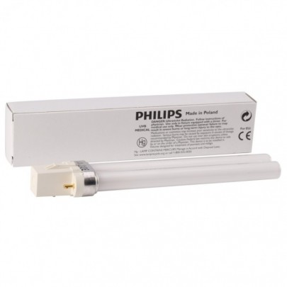 Lampada UVB Narrowband 311 nm  9w Philips