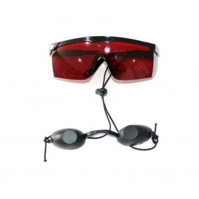 Kit Óculos de Proteção Laser, Led, Luz Pulsada, Fototerapia